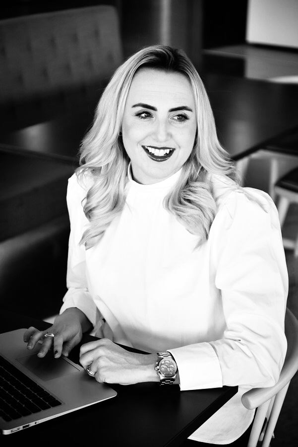 Charlene White, digital pr training